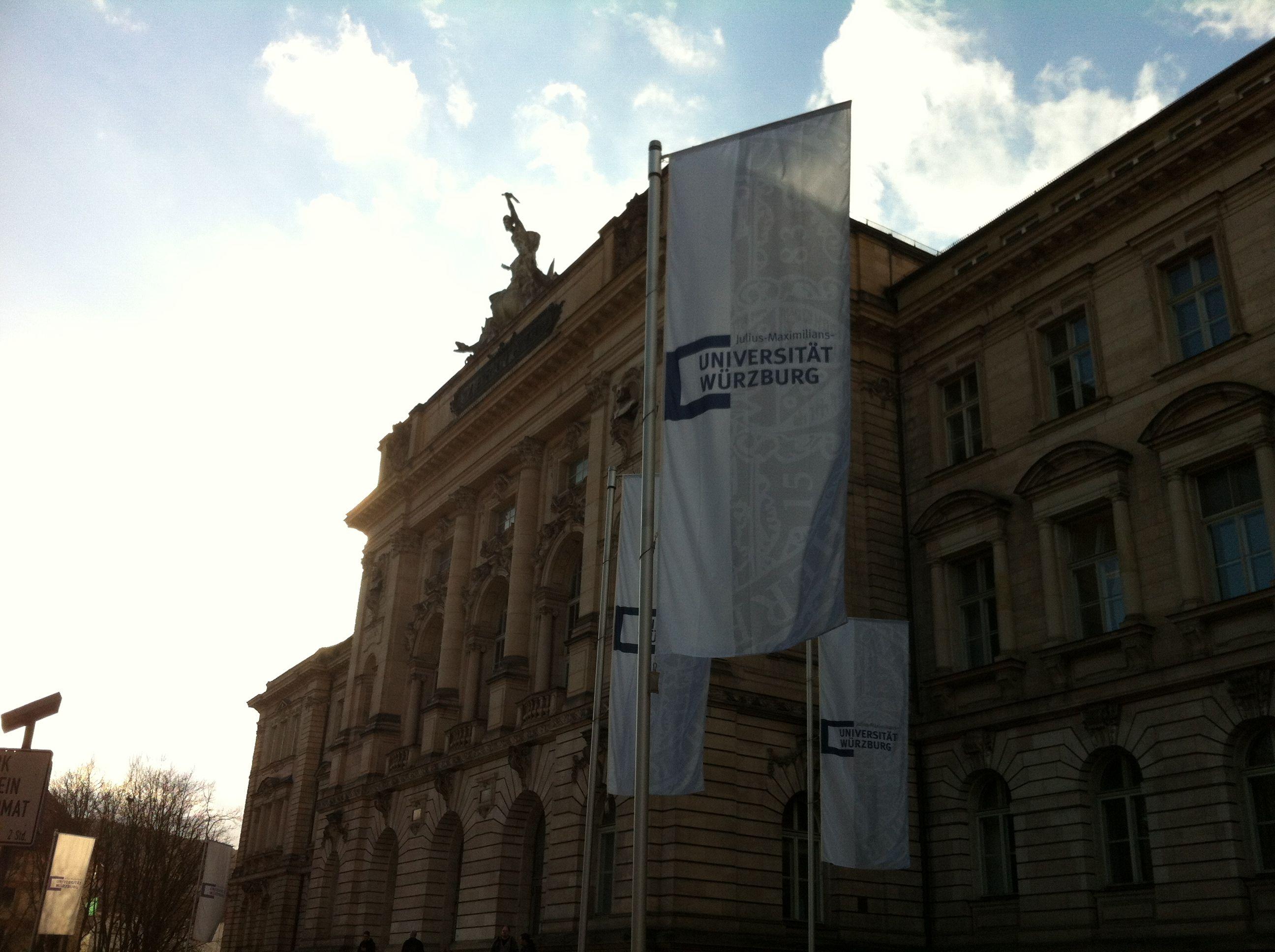 Neue Uni Würzburg